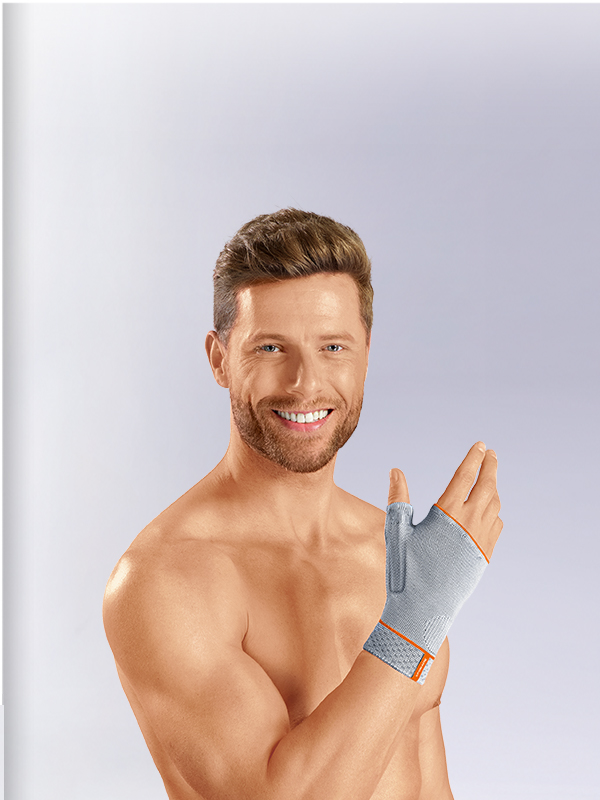 ELASTIC THUMB SUPPORT